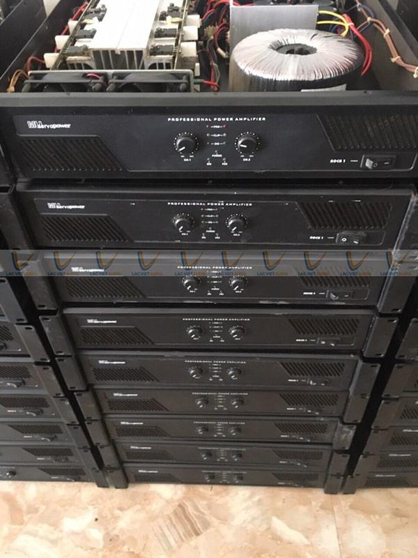 Mua cục đẩy công suất bãi MU Sevor Rock 3 giá rẻ chất lượng tại Lạc Việt Audio