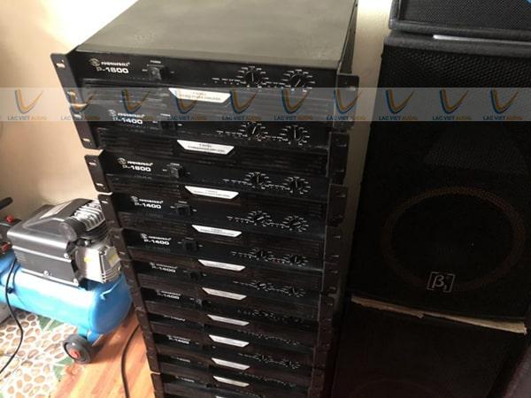 Mua cục đẩy công suất hàng bãi Soundskill P-1400 giá tốt tại Lạc Việt Audio