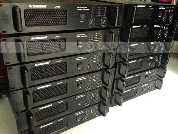 Mua cục đẩy công suất bãi DK LA 400 nhập khẩu chính hãng giá rẻ tại Lạc Việt Audio