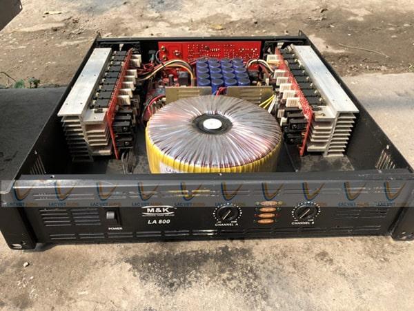 Mua cục đẩy bãi MK LA 800 hàng nhập khẩu chính hãng tại Lạc Việt Audio