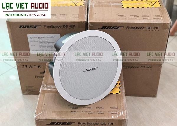 Mua loa âm trần BOSE DS 40F chính hãng giá rẻ tại Lạc Việt Audio