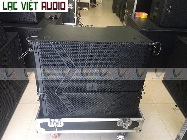 Mua loa array 30 đơn DB LA 112F chính hãng tại Lạc Việt Audio
