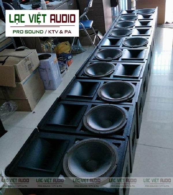 Mua loa array bãi xịn chính hãng giá tốt tại Lạc Việt Audio