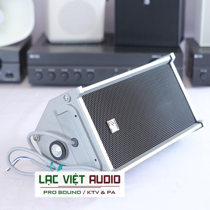 Mua loa cột Toa chính hãng với giá cả vô cùng ưu đãi tại Lạc Việt Audio