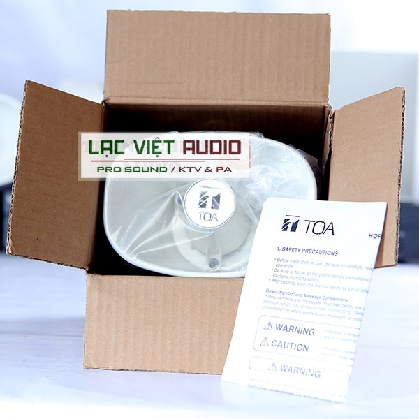 Mua loa nén 10W TOA SC-610M chất lượng giá tốt tại Lạc Việt Audio