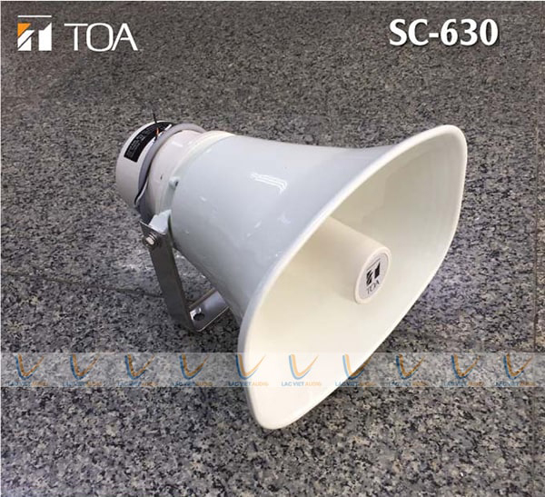 Mua loa nén 30W Toa SC 630 chính hãng giá ưu đãi tại Lạc Việt Audio