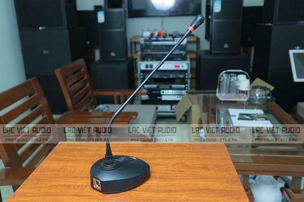 Mua các sản phẩm micro cổ ngỗng Nuoxun chất lượng giá tốt tại Lạc Việt Audio