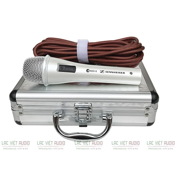 Mua các sản phẩm micro dây Sennheiser hàng chính hãng với giá ưu đãi tại Lạc Việt Audio