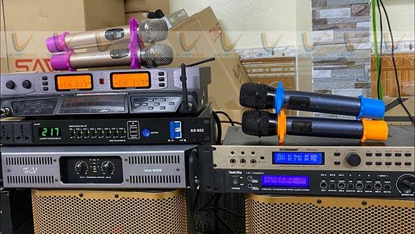 Mua bán thanh lý vang số cũ giá tốt tại Lạc Việt Audio
