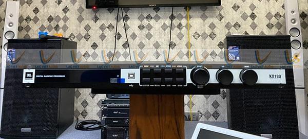 Mua vang số JBL KX180 chính hãng giá ưu đãi tại Lạc Việt Audio