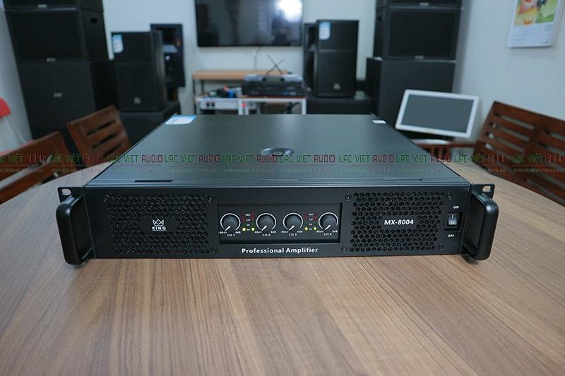 Mặt trước King MX-8004