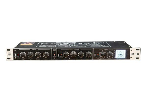Nâng tiếng karaoke King Pro Audio HP-100
