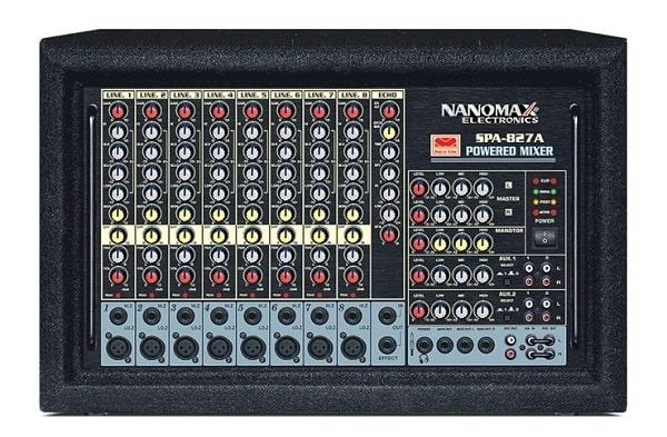 Amply sân khấu Nanomax SPA 827A