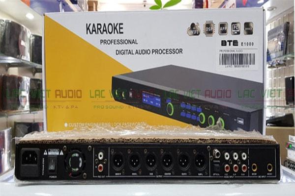 Nguyên chiếc E1000 chất lượng tại Lạc Việt Audio