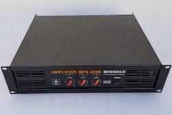 Cục đẩy Royamax MPX 3200 3 kênh