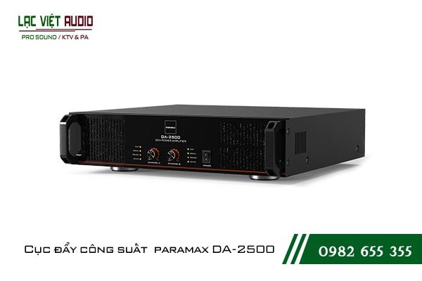 Cục đẩy công suất paramax DA 2500