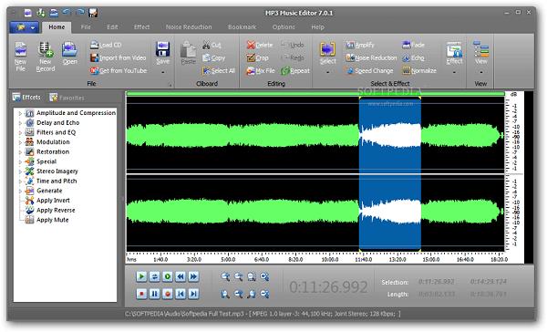 Phần mềm chỉnh sửa nhạc Acoustica Basic Edition