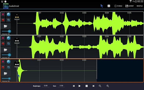 Phần mềm chỉnh sửa nhạc Sound Forge Audio Studio