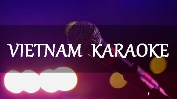 Phần mềm hát karaoke trên máy tính Vietnam Karaoke