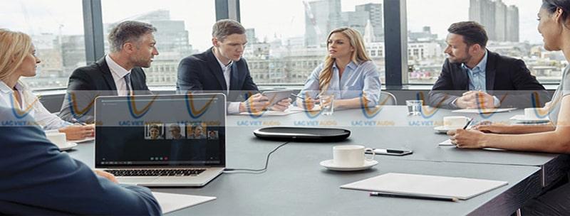 Phòng họp sử dụng mic đa hướng giá rẻ