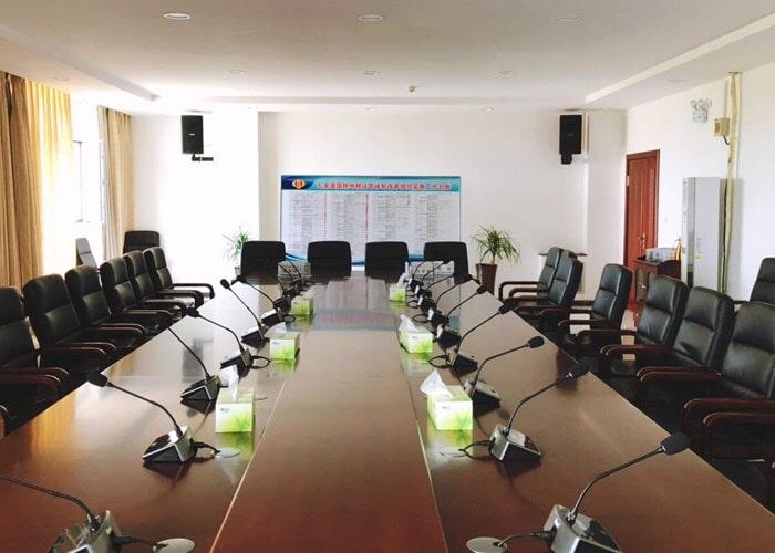 Phòng họp tổng cục hải quan