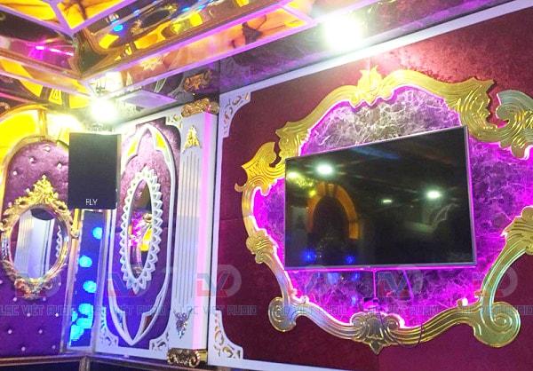 Loa Karaoke FLY KR 1201 chất lượng cao, hàng chính hãng