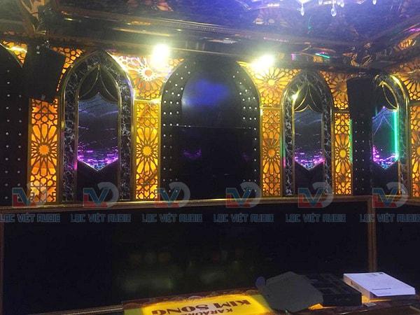Phòng lắp loa karaoke FLY cho chất âm tuyệt hảo