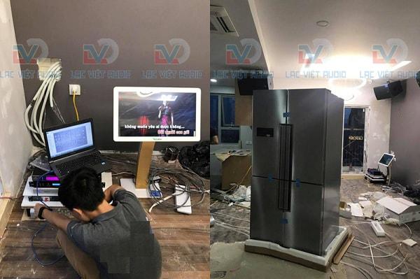 Bộ đầu màn VietKTV chất lượng cao