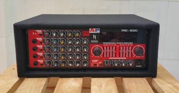 Amply mini karaoke Pro 9090 EQ - Ampli mini công suất lớn