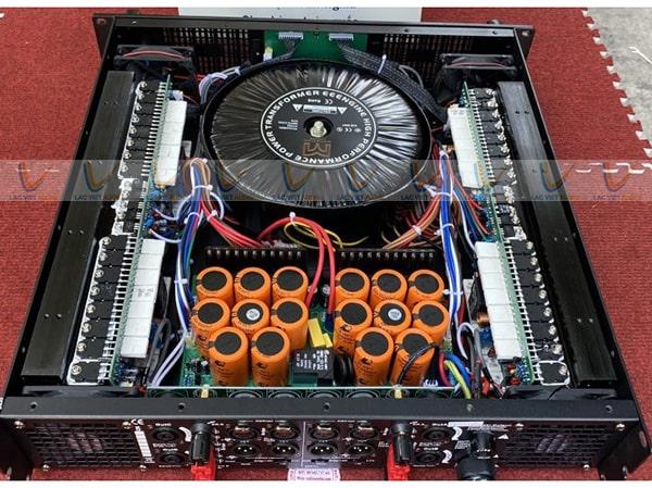 Cục đẩy 64 sò dùng trong khuếch đại âm thanh