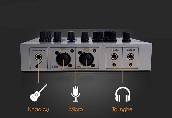 Cách chọn sound card tốt bạn cần biết