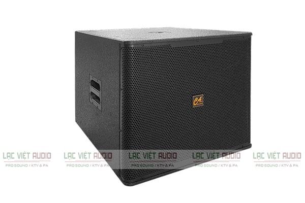 Loa sub CA được đánh giá cao về chất lượng âm thanh và kiểu dáng thiết kế