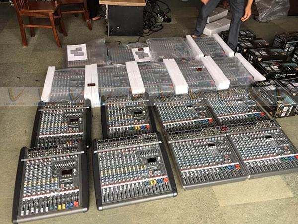 Bán thanh lý và sử dụng mixer karaoke cũ đem lại nhiều lợi ích cho người bán và người tiêu dùng