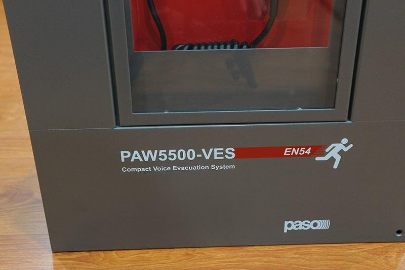 Thiết kế chắc chắn Paso PAW5502-V