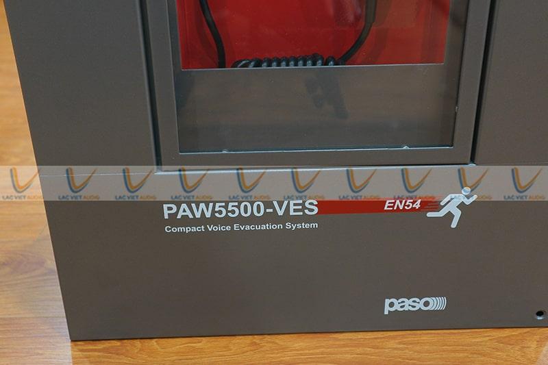 Thiết kế chắc chắn Paso PAW5504-V
