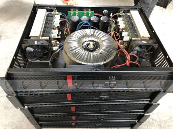 Thiết kế tối ưu và thân thiện với người dùng của cục đẩy bãi VIV MT-2800