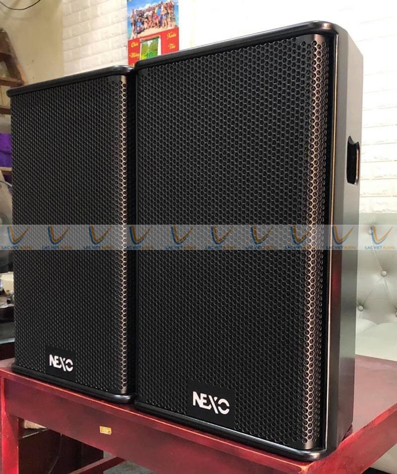 Thiết kế độc đáo, chất âm vượt trội là những đặc điểm của NEXO PS 15 chính hãng