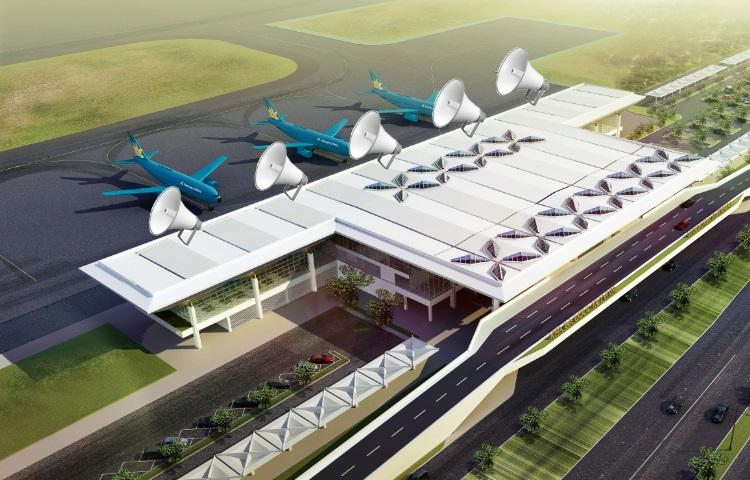 Mục tiêu của giải pháp âm thanh thông báo cho sân bay