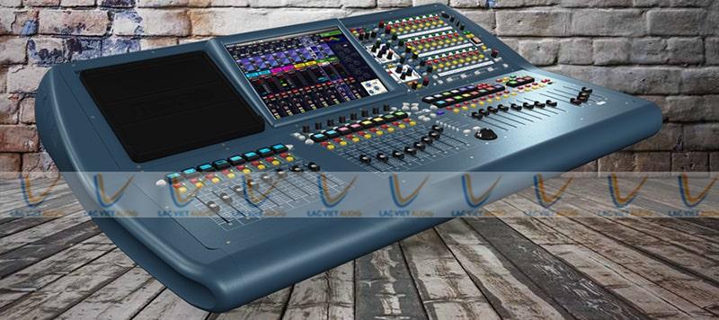 Thiết kế hiện đại của mixer Midas Pro2 CC TP