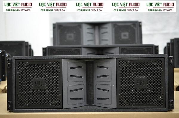 Loa array nhập khẩu JBL VT4886 có thiết kế đẹp mắt và tinh tế