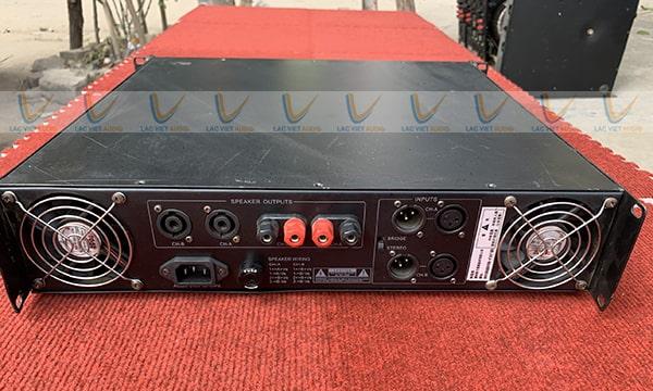 Thiết kế mặt sau cục đẩy bãi sò Sanken 2SC 2U-500