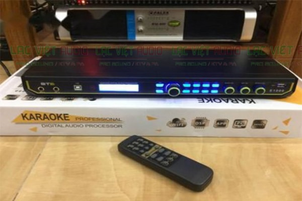 Thiết kế vang số BTE E1000 cho dàn Karaoke gia đình