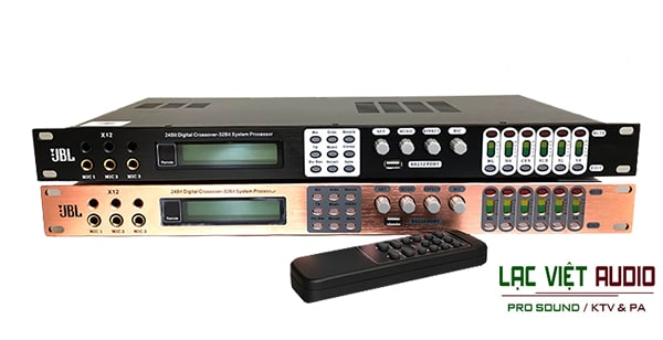 Vang số JBL là dòng thiết bị chuyên dụng với khả năng xử lý âm thanh vô cùng tuyệt vờii