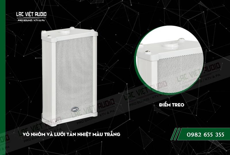 Sản phẩm loa cột ITC T901B có các tính năng nổi bật và hiệu suất làm việc cao
