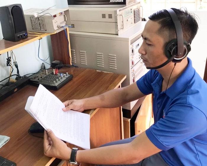 Hệ thống loa truyền thanh không dây công nghệ mới