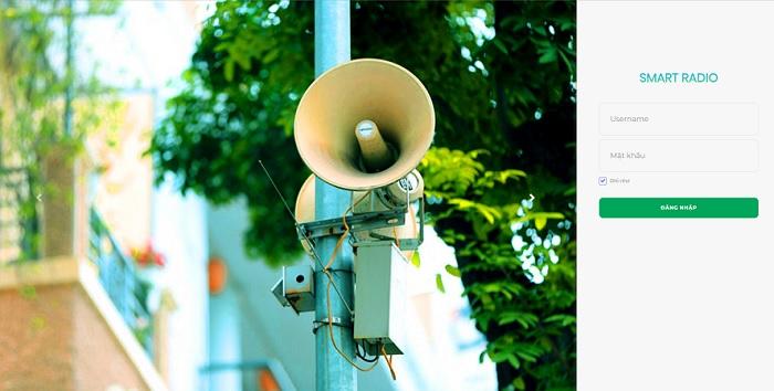 hệ thống truyền thanh không dây công nghệ mới ứng dụng công nghệ thông tin theo thông tư 39 của bộ Thông Tin và Truyền Thông