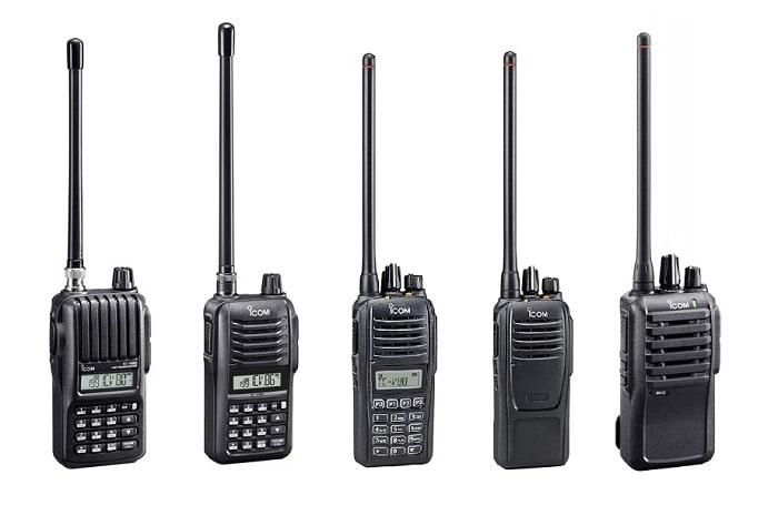 Bộ đàm VHF