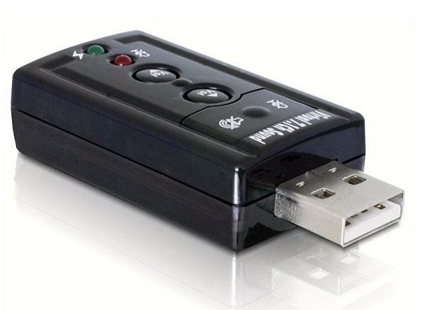 USB sound card là gì?