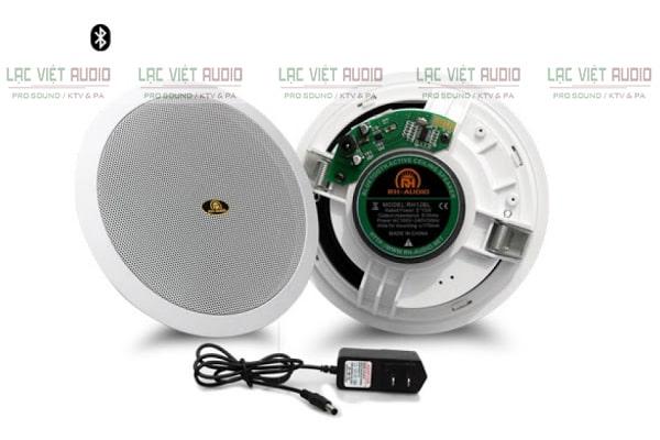 Loa âm trần nghe nhạc bluetooth kết nối thông minh và tiết kiệm năng lượng