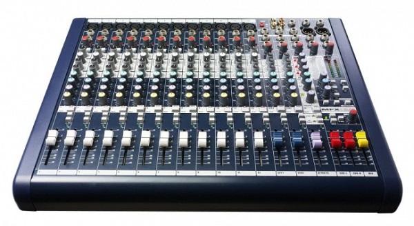Vai trò của bàn mixer trong hệ thống âm thanh sân khấu